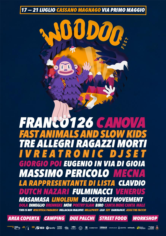 9a910c53bdaf92 Experience Is in partnership con Woodoo Fest promuove la nuova generazione  della musica italiana